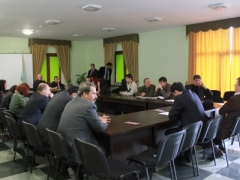 The presentation of the site of the Mejlis of the Crimean Tatar People
